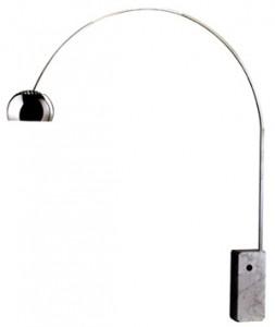 Auteursrechten lamp